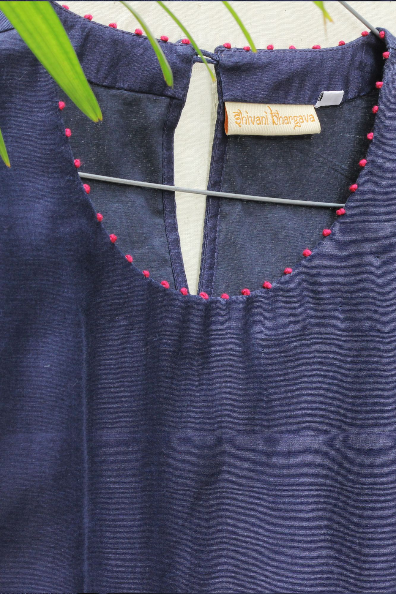 PLEATED FLORAL TIER KURTA